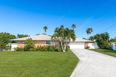 360 E Riviera Boulevard, Indialantic, FL 32903 - #: 862714