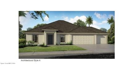 1625 SE Talbott Street SE, Palm Bay, FL 32909 - #: 863911