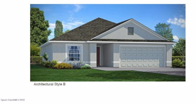 434 SW A Bombardier Boulevard SW, Palm Bay, FL 32908 - #: 864065