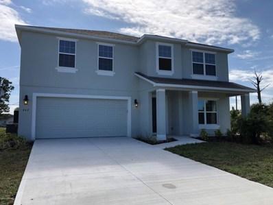 442 SW A Bombardier Boulevard SW, Palm Bay, FL 32908 - #: 864068