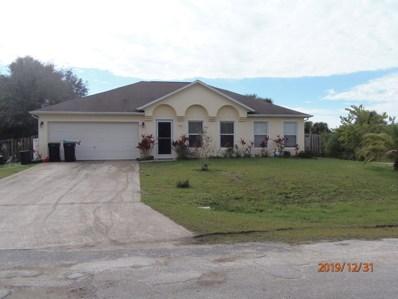 598 Lagrange Street SW, Palm Bay, FL 32908 - #: 864083