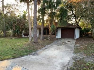 6117 Dees Road, Cocoa, FL 32927 - #: 865455