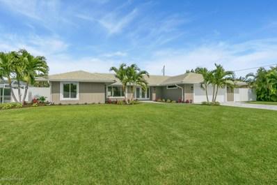 610 Hibiscus Trail, Melbourne Beach, FL 32951 - #: 872482