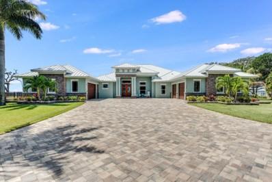 1424 S Riverside Drive, Indialantic, FL 32903 - #: 875811