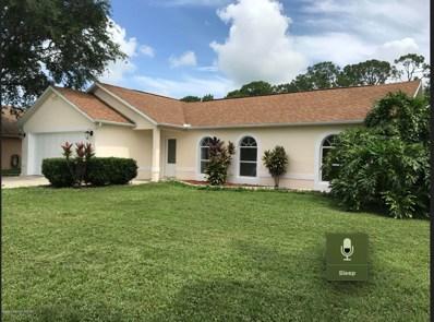 1701 NW Zaminder Street NW UNIT 44, Palm Bay, FL 32907 - #: 890082