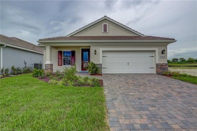 13900 Amblewind Cove Way, Fort Myers, FL 33905 - #: 218064209