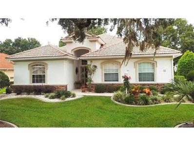 95 W Mickey Mantle Path, Hernando, FL 34442 - #: 764476