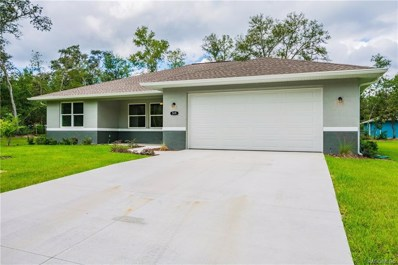 524 W Charming Place, Citrus Springs, FL 34434 - #: 768869