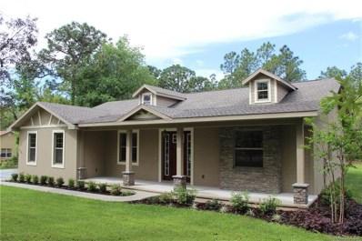 1284 N Prospect Avenue, Lecanto, FL 34461 - #: 771737