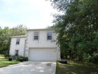 2421 W Summer Place, Citrus Springs, FL 34434 - #: 773744