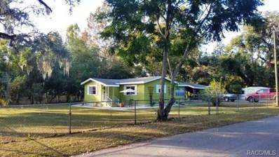 8685 E Orange Avenue, Floral City, FL 34436 - #: 773755