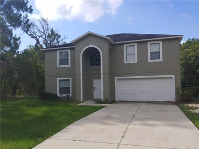 3134 W Randolph Lane, Citrus Springs, FL 34433 - #: 774373