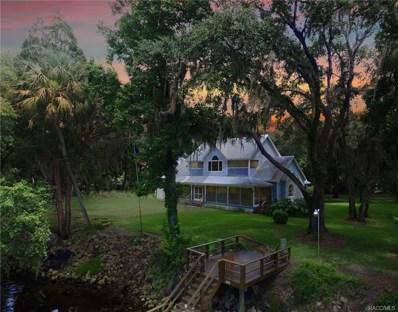 10700 N Sunflower Point, Crystal River, FL 34428 - #: 774503