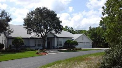 16 Drypetes Court E, Homosassa, FL 34446 - #: 774552