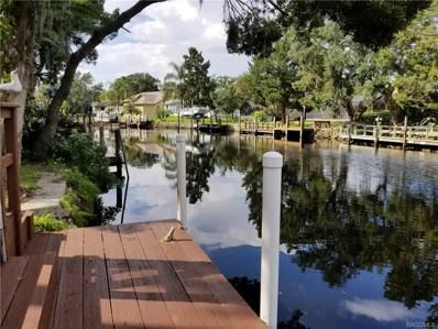 11659 W Riverhaven Drive, Homosassa, FL 34448 - #: 776860