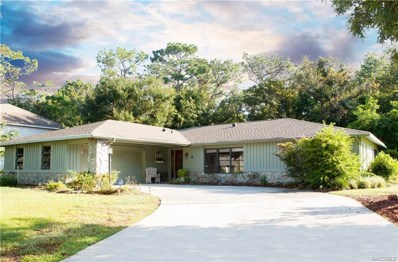 3 Mastic Court W, Homosassa, FL 34446 - #: 777082