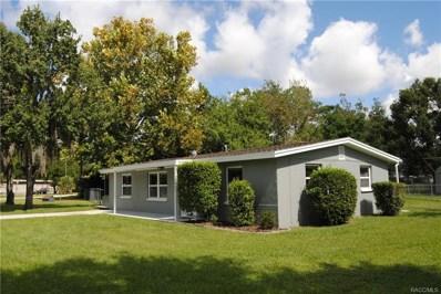 7461 W Village Drive, Homosassa, FL 34446 - #: 777087