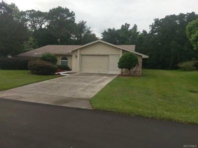 6 Foxgreen Court, Homosassa, FL 34446 - #: 777089