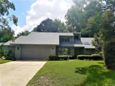 5 Foxgreen Court, Homosassa, FL 34446 - #: 777336