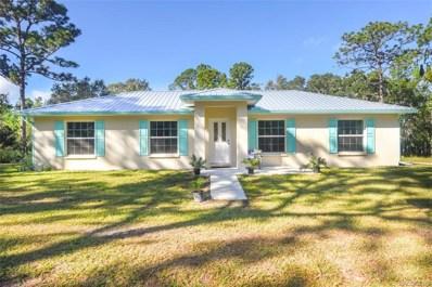 4578 N Tallahassee Road, Crystal River, FL 34428 - #: 777615