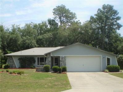 8711 N Vince Drive, Citrus Springs, FL 34434 - #: 778076