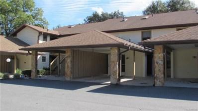 340 Unit 3B Bldg 19 E Glassboro Court 19, Hernando, FL 34442 - #: 778628