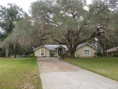 7903 W Oak Chase Court, Dunnellon, FL 34433 - #: 778774