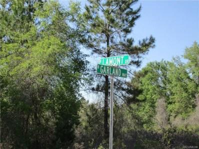 8177 N Garland Way, Citrus Springs, FL 34434 - #: 781814