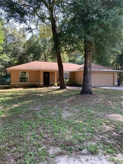 9009 N Anton Way, Citrus Springs, FL 34434 - #: 784916