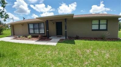 800 E Dunbar Lane, Hernando, FL 34442 - #: 785056
