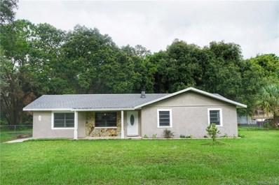 190 S Camellia Avenue, Crystal River, FL 34429 - #: 785086
