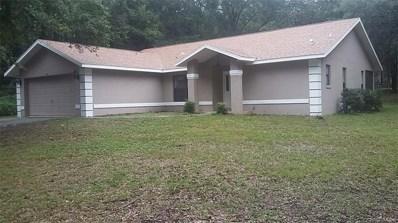 1381 E Oriole Court, Hernando, FL 34442 - #: 785432