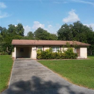143 Palm Street, Inglis, FL 34449 - #: 785451