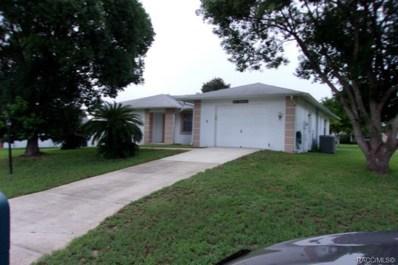 259 W Valerian Place, Beverly Hills, FL 34465 - #: 785933