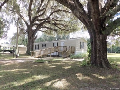 7433 S Baker Avenue, Floral City, FL 34436 - #: 786599