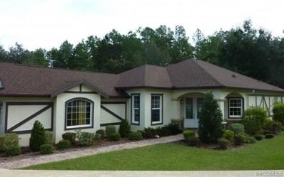 9395 S Deer Park Drive, Homosassa, FL 34446 - #: 787158