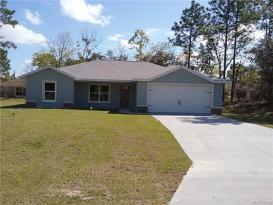 618 W Homeway Loop, Citrus Springs, FL 34433 - #: 788805