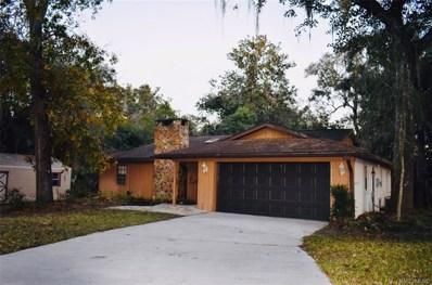 5155 S Covewood Terrace, Inverness, FL 34450 - #: 788967