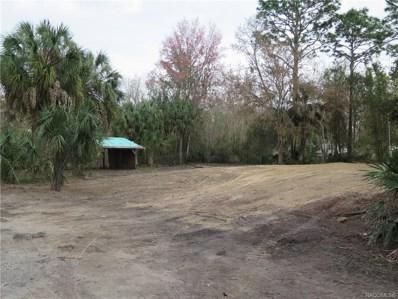 8160 W Tracy Point, Homosassa, FL 34448 - #: 789097