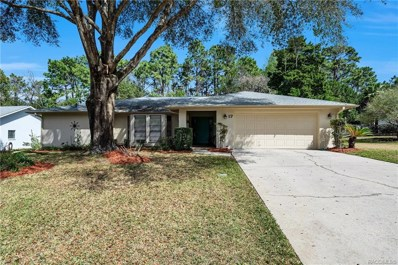 17 Plum Court, Homosassa, FL 34446 - #: 789904