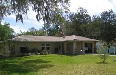 157 Palm Street, Inglis, FL 34449 - #: 799641