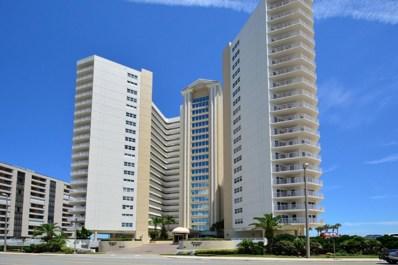 2937 S Atlantic Avenue UNIT 1805, Daytona Beach Shores, FL 32118 - #: 1040849
