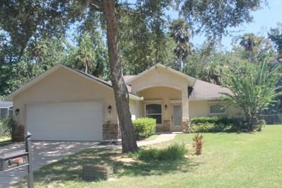 41 Wild Cat Lane, Ormond Beach, FL 32174 - #: 1047534