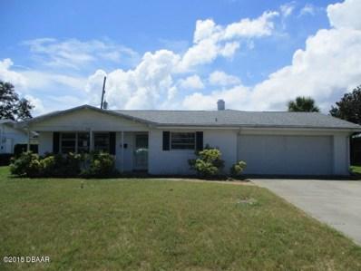118 Dawn Drive, Ormond Beach, FL 32176 - #: 1049183