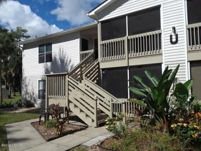 1600 Big Tree Road UNIT U5, South Daytona, FL 32119 - #: 1049301