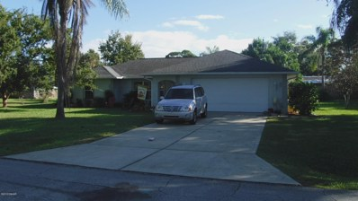 3303 Travelers Palm Drive, Edgewater, FL 32141 - #: 1049882