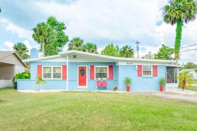 506 Katherine Street, South Daytona, FL 32119 - #: 1050091