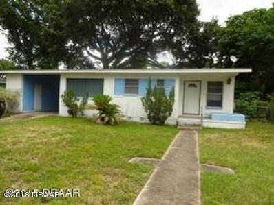 555 Mark Avenue, Daytona Beach, FL 32114 - #: 1050647