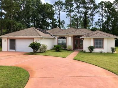 115 Woodside Drive, Palm Coast, FL 32164 - #: 1050819