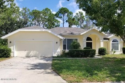 611 Moss Creek Drive, Ormond Beach, FL 32174 - #: 1051004